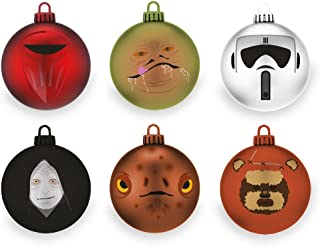 Star Wars Official Return of the Jedi Bauble Pack