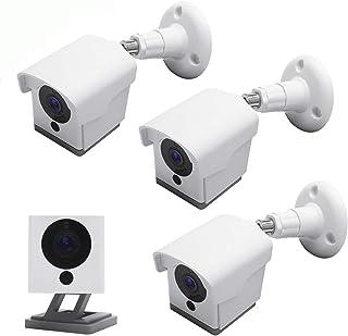 Wyze Cam Outdoor Mount, Upgraded Weatherproof Wall Mount for Wyze Cam 1080p HD Camera, Weather Proof 360 Degree Protective...