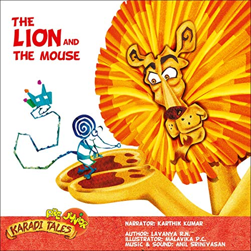 The Lion and the Mouse cover art