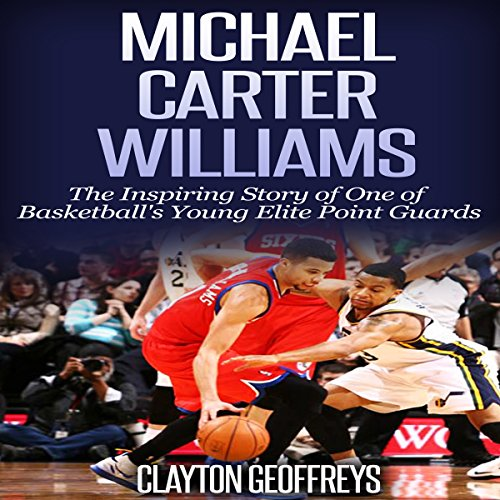 Michael Carter-Williams audiobook cover art
