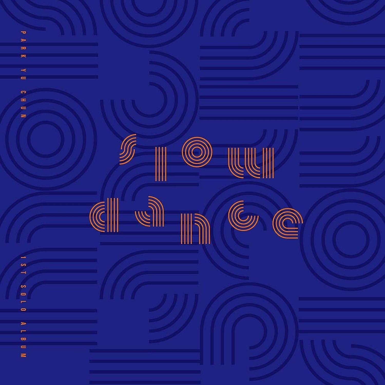 パクユチョン ジェイワイジェイ - SLOW DANCE (Vol.1) CD+52p Booklet+1Photocard+Folded Poster [韓国盤]