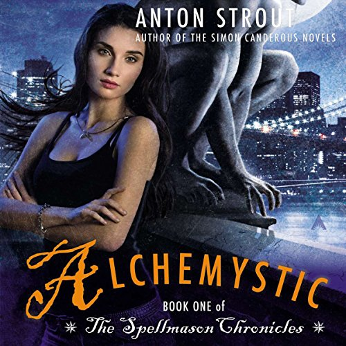Alchemystic audiobook cover art