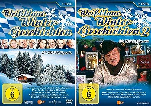 Weißblaue Wintergeschichten
