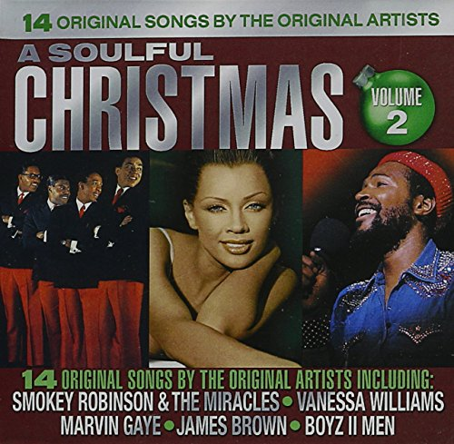 A Soulful Christmas Volume - 2
