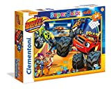 Clementoni - Maxi Puzzle de 24 Piezas Blaze and The Monster Machine (24483)