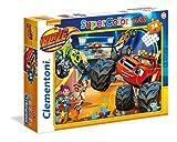 Clementoni - Maxi Puzzle de 24 Piezas Blaze and The Monster Machine (24483)