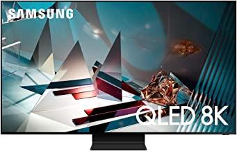 Samsung 65-inch Class QLED Q800T Series - Real 8K Resolution Direct Full Array 24X Quantum HDR 16X Smart TV with Alexa Bui...