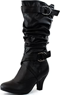 Best women's 2 inch heel boots Reviews