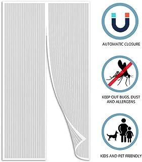COAOC Cortina Mosquitera Magnetica, con Malla Super Fina
