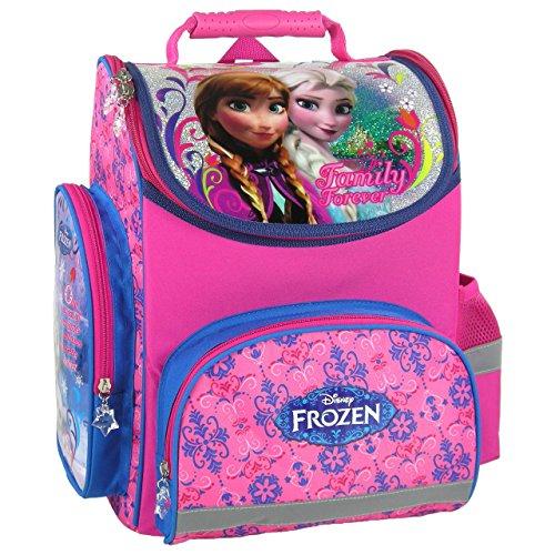 Disney Frozen Zaino Ergo Rigido scuola bambina