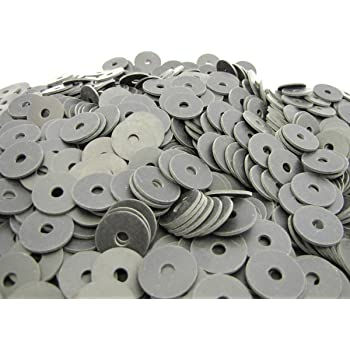 """NEOPRENE RUBBER WASHER 1//16 THK X 1/""""OD X 1//2 /"""" ID 100 PC PACK FREE SHIPPING"""