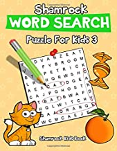 Shamrock Word Search Puzzle For Kids 3 (Kids Word Search) (Volume 3)