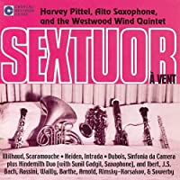 Sextuor a Vent by Harvey Pittel (2010-05-11)