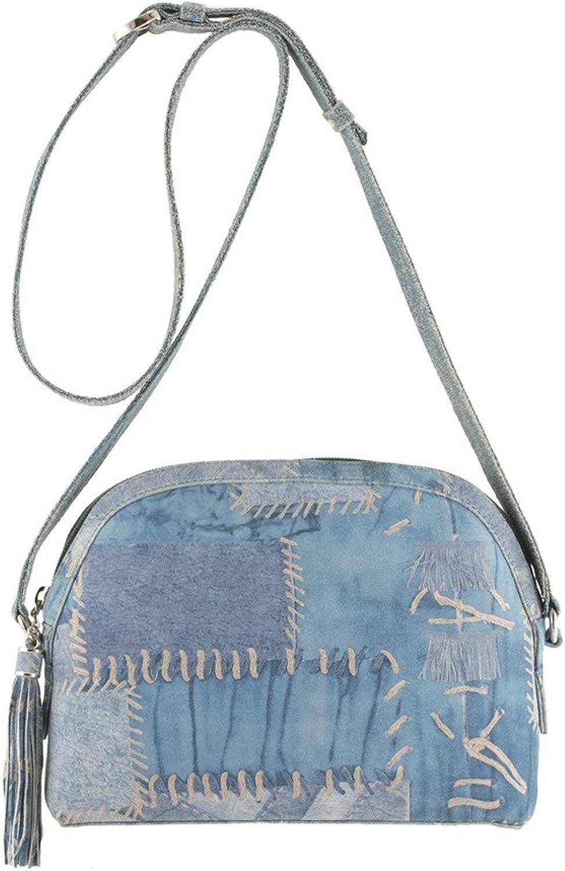 GION Rena Women Leather Crossbody Bag