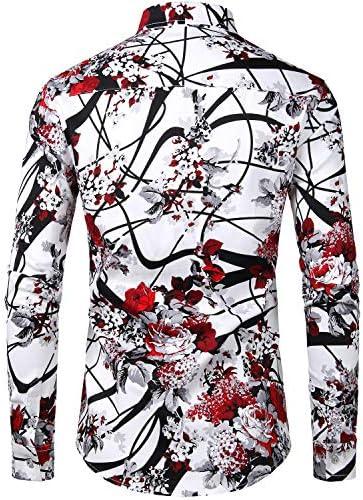 Camisas de modas para hombres _image0