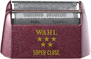 Best wahl 5-star shaver replacement foil & cutter bar assembly Reviews