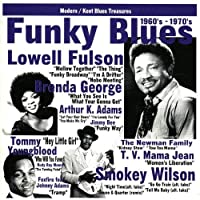 Funky Blues 1960's-1970's by Various