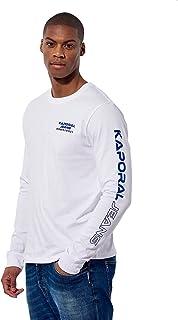 Kaporal - T-Shirt régular Homme imprimé en 100% Coton - Dipol - Homme