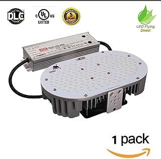 LED Flying Direct 120w LED Retrofit Kit Light with E39 Mogul Base, Replace 250-400w Shoebox Light, Street Light, Flood Light Parking Lot Lighting, 16,200lm UL DLC Approved (120W-1 Pack)