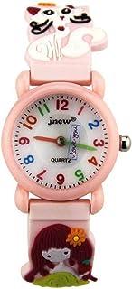 Kinderhorloge Waterdicht Schattig Quartz Horloge Waterdichte Student Kids Watch