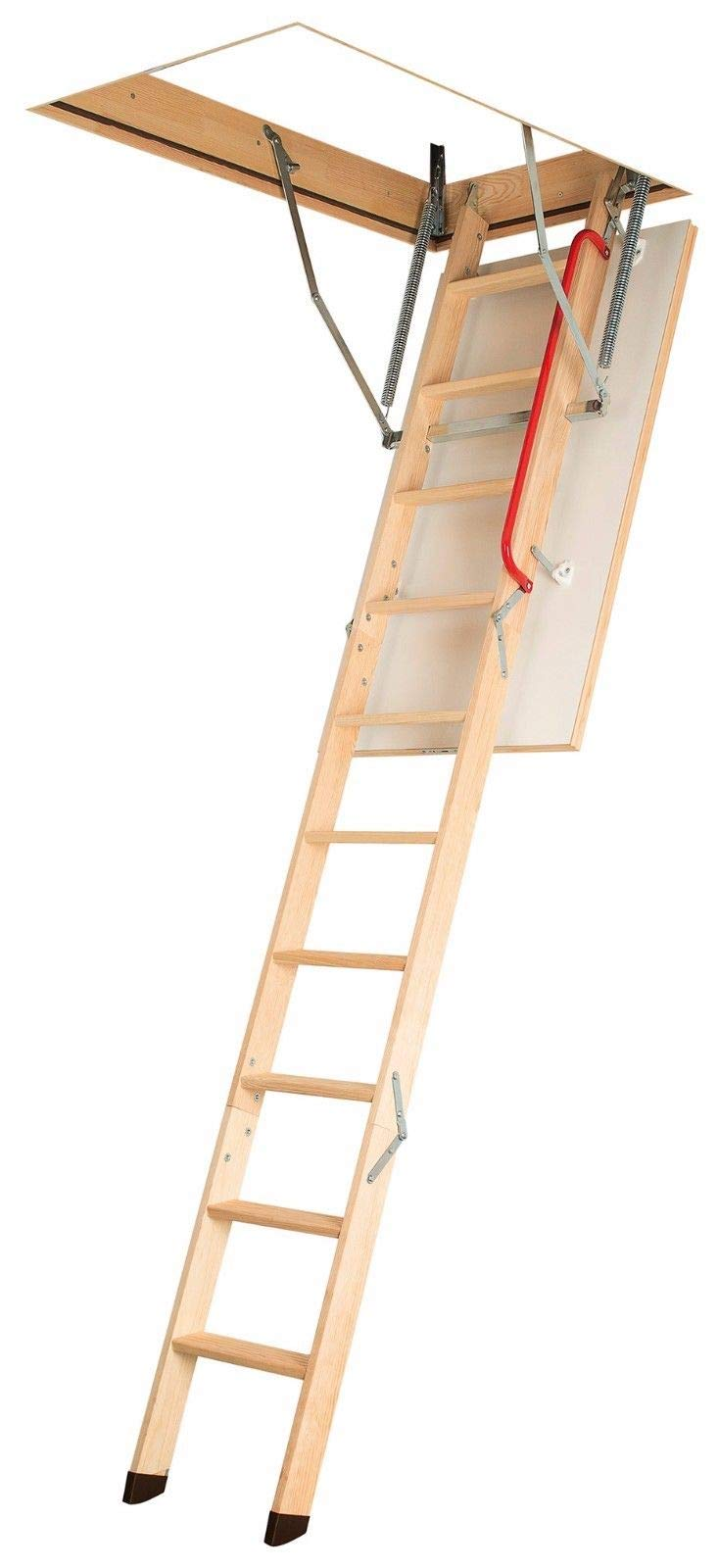 FAKRO LMK Escalera para suelo con guía metálica: Amazon.es: Bricolaje y herramientas