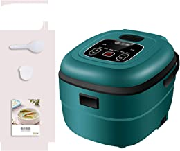 Rijstkoker (2.5L/400W) Huishoudelijke Mini Rijstkoker, automatische warmtebehoud, spatel en maatbeker, voor 1-4 personen (...