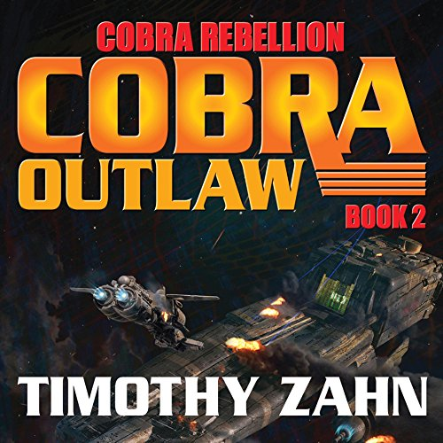 Cobra Outlaw audiobook cover art