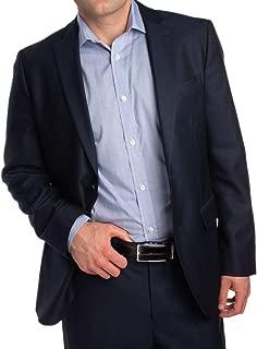 Men's Long Sleeve 100% Cotton Button Up Down Dress Shirt EmpireBlue Medium