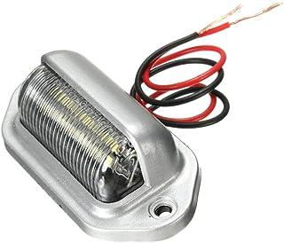 Bus/Anhänger/LKW/LKW/gepanzertes Fahrzeug/Land Cruiser Allgemein Hervorgehobene 6 LED Kennzeichenleuchte