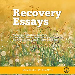 Recovery Essays audiobook cover art
