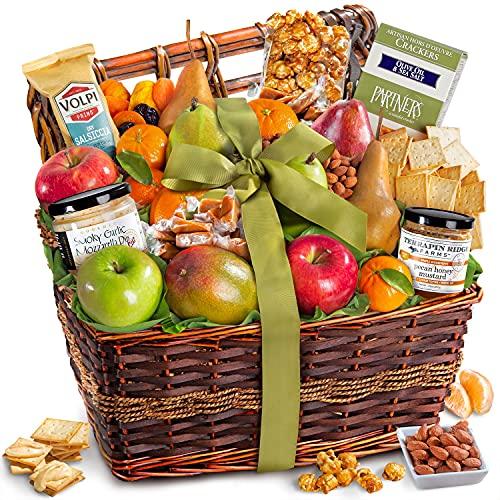 Abundance Fruit Basket Gift