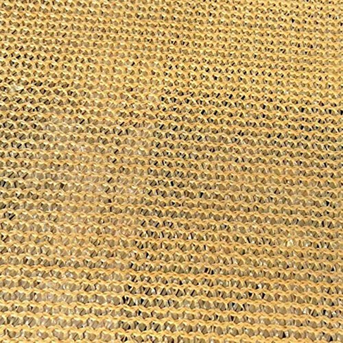 Lona Sombrilla Rectangulares Toldo de Vela exterior Toldo Jardín Piscina Sombra Net Amarillo Anti-UV Sombrilla neto del pabellón al aire libre (color: T1, Tamaño: 3x5m) ( Color : T1 , Size : 3X4m )