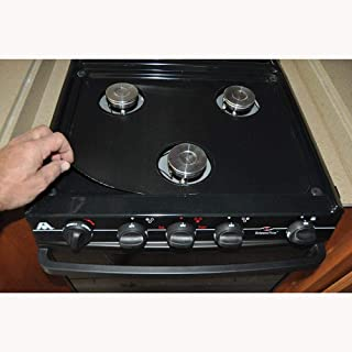 Stove Wrap SMRV300 Protection from Spills, Splatters and Drips, Never Clean Your Stove Again, Well Almost Never, Fits 3 Burner Atwood Dometic Wedgewood Ranges and Cooktops