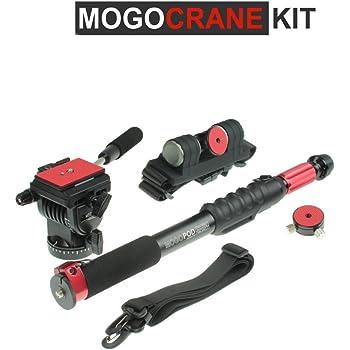 Authentic Monopod Stabilizer MoGoPod MK III Kit Great For GoPro DSLR Canon Nikon Sony