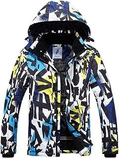 New Men Waterproof Windproof Warm Ski Snowsuit Fashion Outdoor Sports Ski Jacket