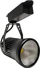 20W 6500K 1600 Lumen Siyah Ledli Ray Sport Armatür v- Soğuk Beyaz