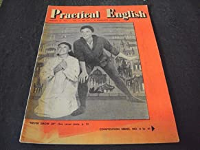 Practical English Jan 12 1955 Peter Pan Mary Martin
