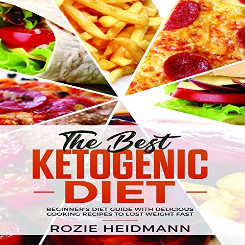 Ketogenic Diet: Beginner's Diet Guide with Delicious Cooking Recipes to Lost Weight Fast                   By:                                                                                                                                 Rozie Heidmann                               Narrated by:                                                                                                                                 Tony Acland                      Length: 1 hr and 2 mins     25 ratings     Overall 5.0