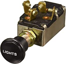 Complete Tractor 6800-0102 Head Light Switch, Black