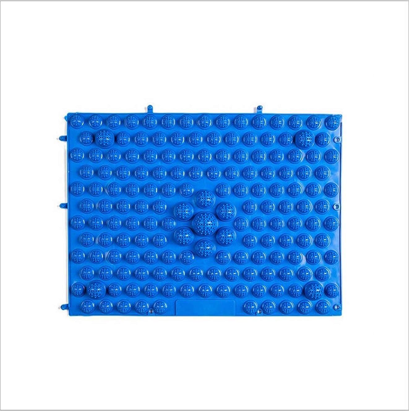 良いむしゃむしゃから聞くウォークマット 裏板セット(ABS樹脂製補強板付き)(ブルー)