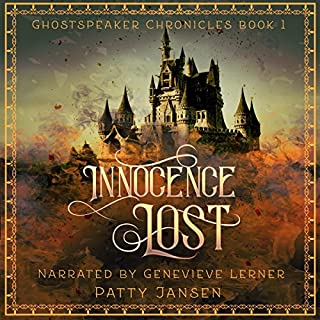 Innocence Lost audiobook cover art