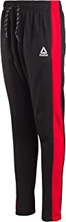 Boy's Athletic Fleece Jogger Pant with Panel Detail