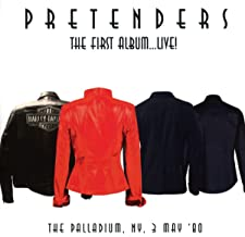 The First Album... Live! the P