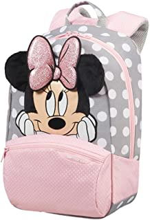 Samsonite Disney Ultimate 2.0 - Kinderrugzak S+, 35 Cm, 11,5 L, Meerkleurig (Minnie Glitter)