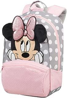 SAMSONITE新秀丽 Disney 迪士尼Ultimate 2.0 - 小款儿童背包,28厘米 Minnie Glitter S+ (35cm-11.5L)