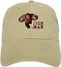 CafePress Iron Man Color Splash Baseball Cap
