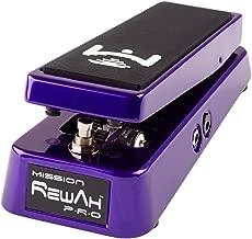 Mission Engineering Inc RW-PRO ReWah Pro Wah Pedal