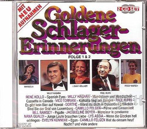 Goldene Schlager Erinnerungen (Folge 1 & 2) Mit Neuaufnahmen