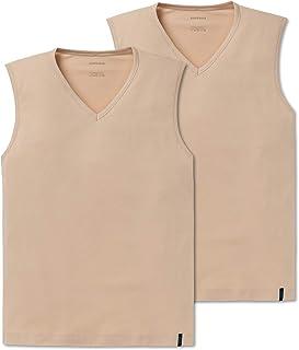 Schiesser Men's Undershirt (Pack of 2)
