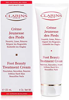 Clarins Clarins Foot Beauty Treatment Cream, 4 Ounce